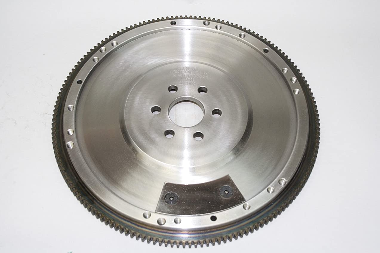 PRW 1628981 SFI-Rated 25 lbs. 157 Teeth Billet Steel Flywheel for Ford 260-289 1964-69