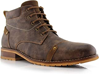 Ferro Aldo Colin MFA806033 Men`s Stylish Mid Top Boots for Work Or Casual Wear