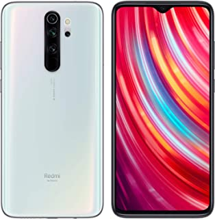 "Xiaomi Redmi Note 8 Pro 6.53"" Dual SIM - 128GB + 6GB RAM, 4G LTE, Global Version (Pearl White)"