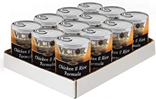Victor Chicken Rice Formula Food Canned