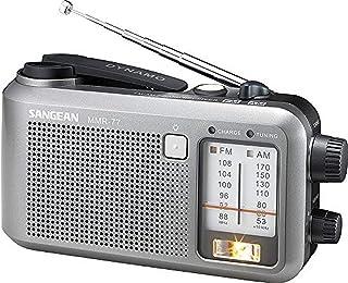 Sangean MMR-77 Emergency AM/FM Portable Radio