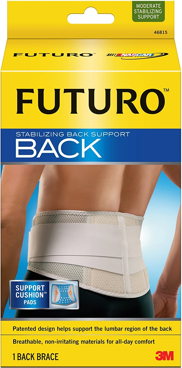 Futuro Outstanding Stabilizing Back Support Medium Med Small Assorted Los Angeles Mall