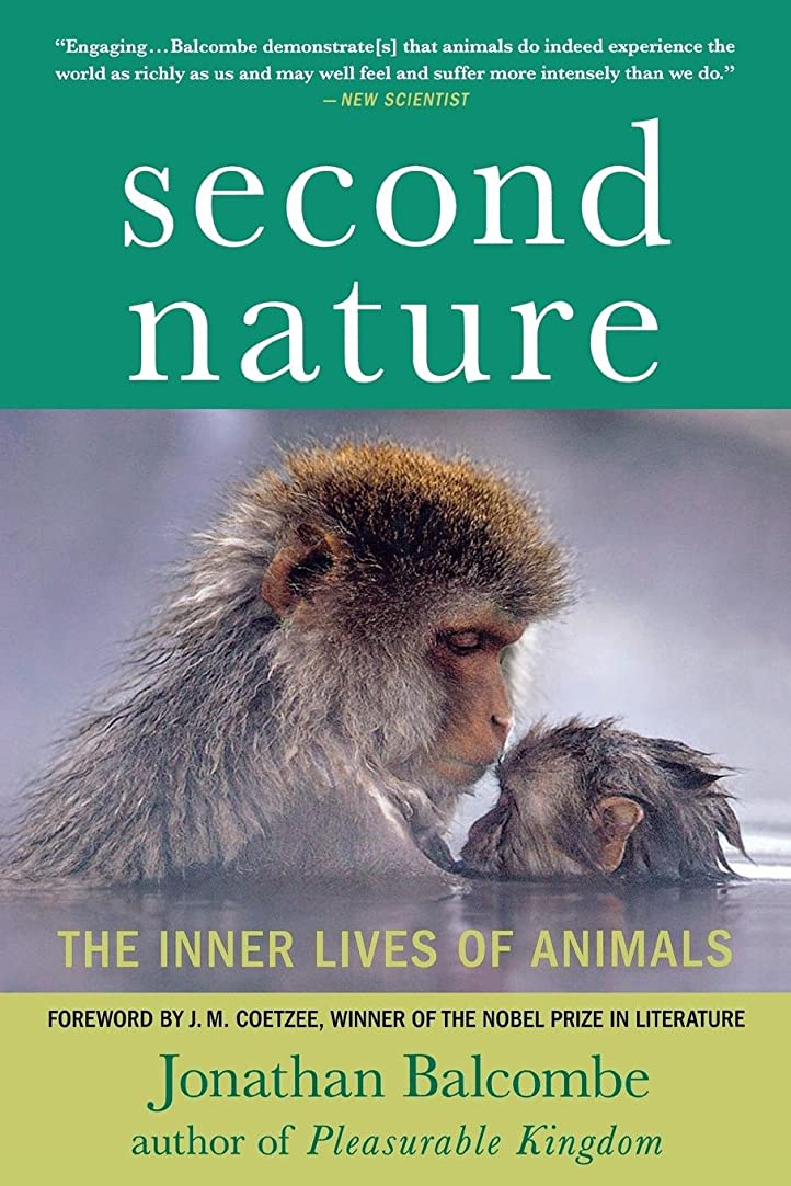 空白はずディンカルビルSecond Nature: The Inner Lives of Animals (MacSci)