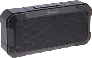 Kisonli KS-1984 True Wireless Stereo Speaker - Black