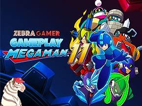 Clip: Mega Man 11 Gameplay - Zebra Gamer