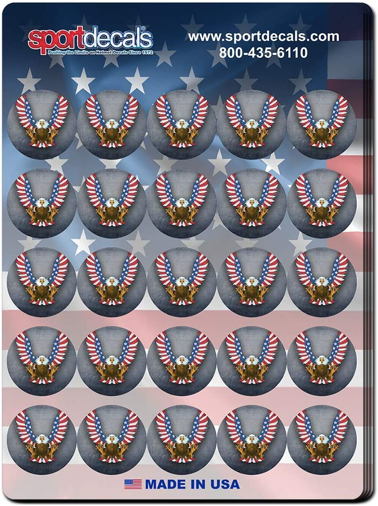 Challenge Limited time cheap sale the lowest price Sportdecals Eagle 3 Award Decals 4