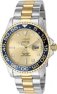 Pro Diver Quartz Gold Dial Men's Watch 36549