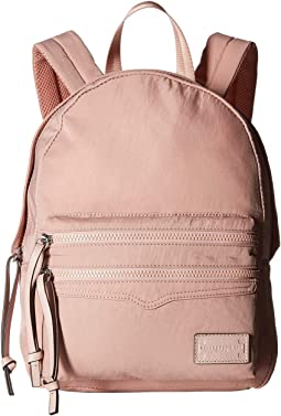Nylon Medium Backpack