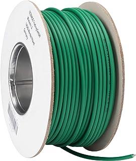 ECENCE Cable delimitador para Todos los Robots cortadores Husqvarna Bosch Honda 50 m de Largo demarcación de la Superficie...