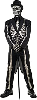 Men's Costumes Bone Chillin Skeleton Costume Tuxedo