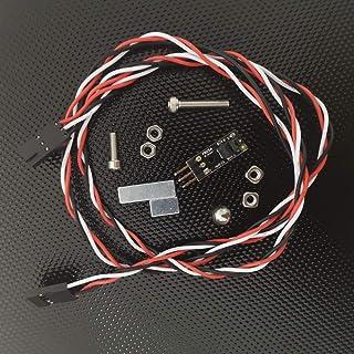 IR-Sensor IR Filament Sensor with Steel Ball, Magnets, Screws Kit for 3D Printer Prusa i3 mk2.5/mk3 to mk2.5s/mk3s Upgrade