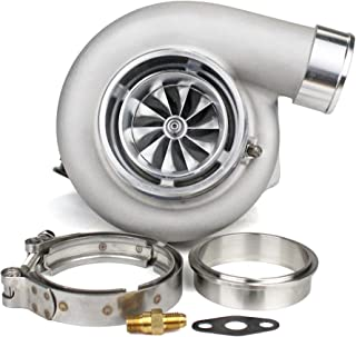 GEN2 GTX35 GTX3582R Dual Ceramic Ball Bearing Turbo 1.01 A/R Dual V-band Turbine housing …