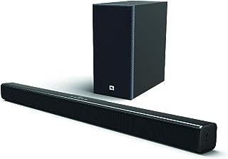 JBL JBLSB160BLKEU JBL Cinema SB160 2.1 Channel soundbar with wireless subwoofer - (Pack of1)