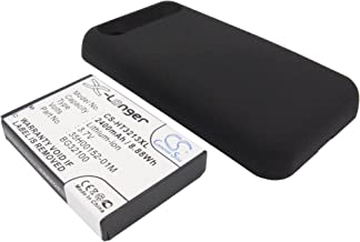 Battery Replacement for HTC Incredible S, Incredible S S710E, PG32130, S710E Part NO 35H00152-01M, BG32100