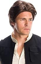 Rubie's Adult Star Wars Han Solo Wig