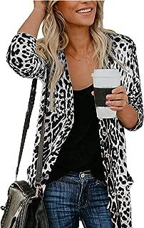 Best white leopard jacket Reviews