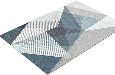 Facai Paillasson Entrée Anti-Poussière Tapis de Porte Décoratif Moderne Tapis pour Entrée Absorbant Polyester Antidérapan Tap