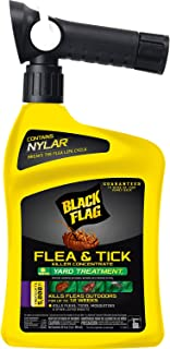 Black Flag Flea & Tick Killer Yard Treatment Spray