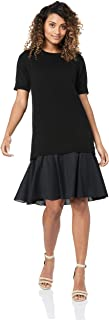 French Connection Women's Spliced 2 in 1 Dress