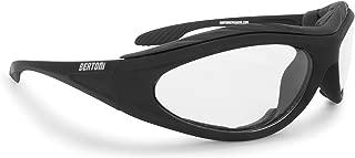 <h2>BERTONI Motorradbrille Photochrome Automatische Scheibentönung Antibeschlag mod. F125A Selbsttönend Bikerbrillen</h2>
