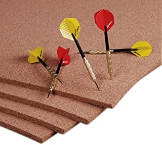 """Manton Cork Sheet, 100% Natural, 4` x 5` x 1/2"""" - Thickest Available"""