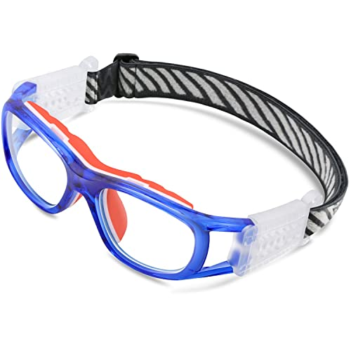 5a3d7519e040 PONOSOON Sports Goggles for Kids for Basketball Football volleyball1812