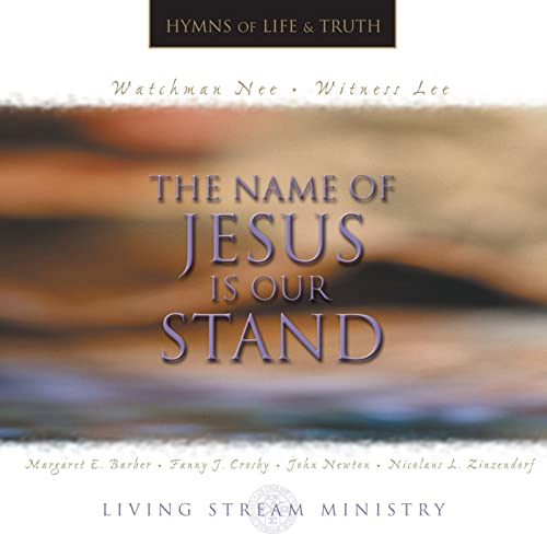 God's Christ, Who Is My Righteousness by Living Stream