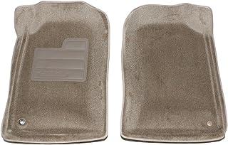 Lund 605135 Catch-All Carpet Beige Front Floor Mat - Set of 2