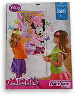 KidsPartyWorld.com Minnie's Bow-tique Party Game