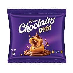Choclairs Gold Cadbury (25 Candies), 142.5 gm Home Pack