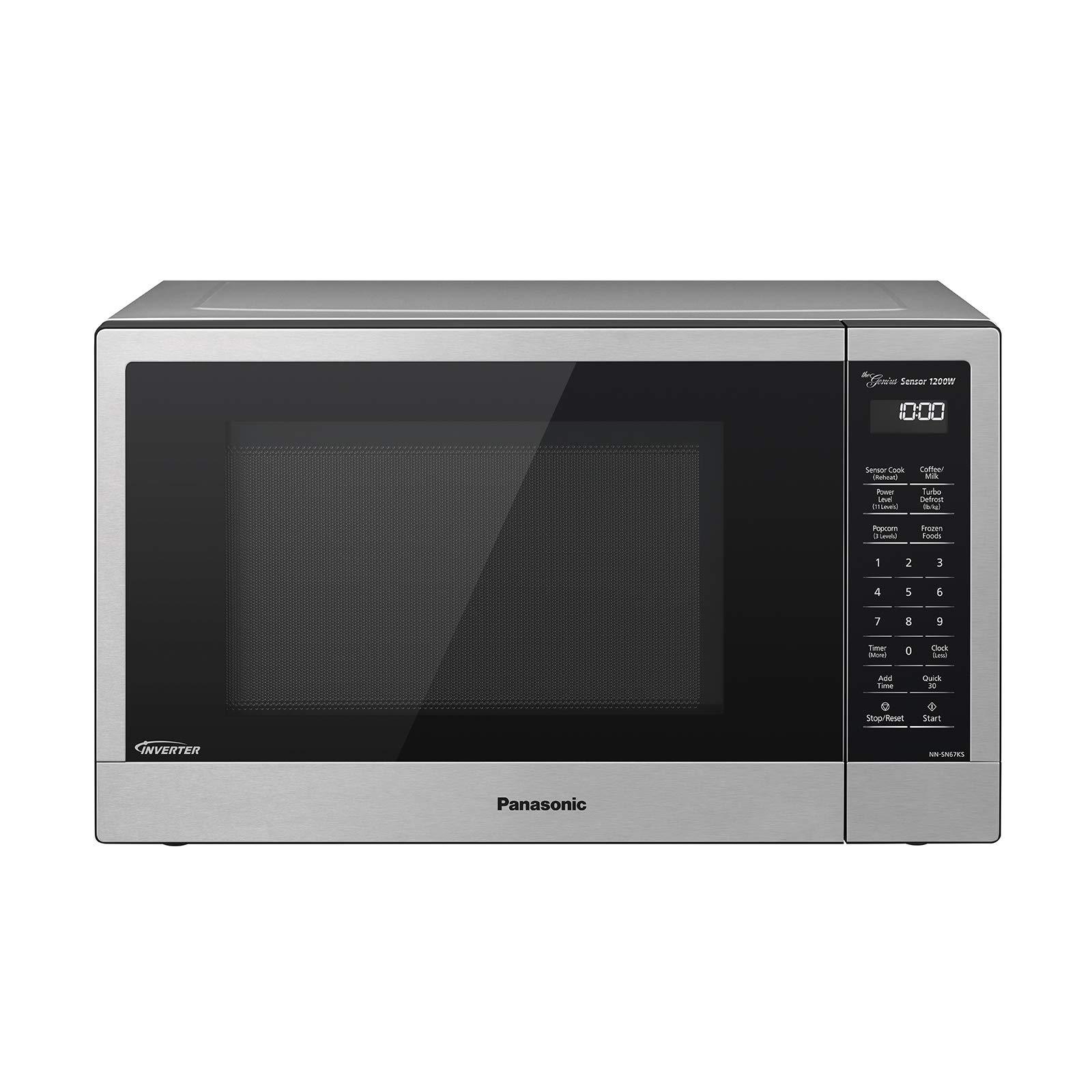 Panasonic Compact Microwave Cooking Popcorn