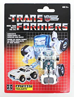 Transformers G1 Reissue Exclusive Heroic Autobot Tailgate 3