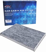 POTAUTO MAP 3012C (CF10550) Replacement Activated Carbon Car Cabin Air Filter for NISSAN, Rogue, Rogue Select, Sentra(Upgraded with Active Carbon)