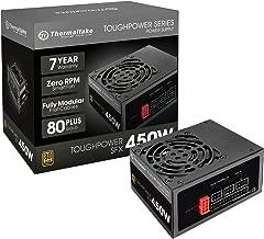 Thermaltake Toughpower SFX 450W 80+ Gold Fully Modular SFX 12V 3.3/ATX 12V 2.4 Power Supply 7 YR Warranty PS-STP-0450FPCGUS-G