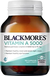 Blackmores Vitamin A 5000IU (150 Tablets)