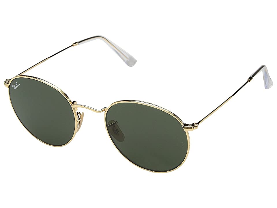 Ray-Ban RB3447 53mm (Arista/Crystal Green) Fashion Sunglasses