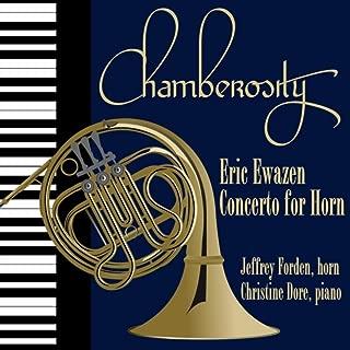 Eric Ewazen: Concerto for Horn