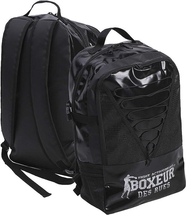 Homme BOXEUR DES RUES Bxt-4927 Sweat Full Zip