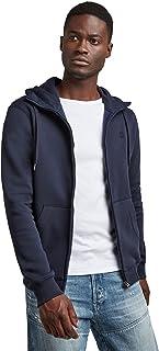 G-STAR RAW Men's Premium Core Zip Hooded Sweatshirt
