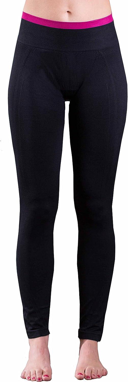 Leggings Pantalon Sport entra/înement Pantalon de Fitness Pilates Gymnastique Pantalon de Yoga pour Femme Extra Doux et Fin avec /élastique /à la Taille EmpireAthletics