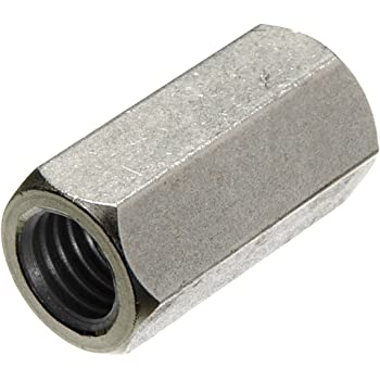 Hard-to-Find Fastener 014973322144 Coarse Coupling Nuts 3//8-16 Piece-8