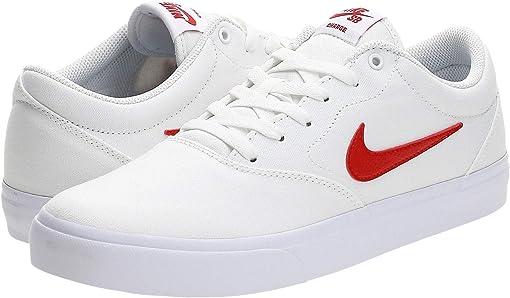 White/University Red/White/White