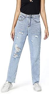 Jeans skinny skinny skinny a vita alta a vita alta da donna