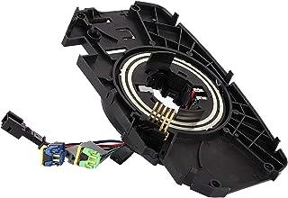 RJJX Car Tools Clock Spring Spiral Cable Fit for Renault Megane 2 MK Ll Wagon 2002-2006 Car Accessories (Color : Black)
