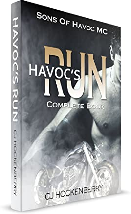 Havoc's Run: The Complete Book (Episodes 1-5) (Sons of Havoc Motorcycle Club 1)