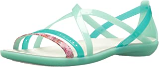 Women's Isabella Cut Graphic Strappy Sandal