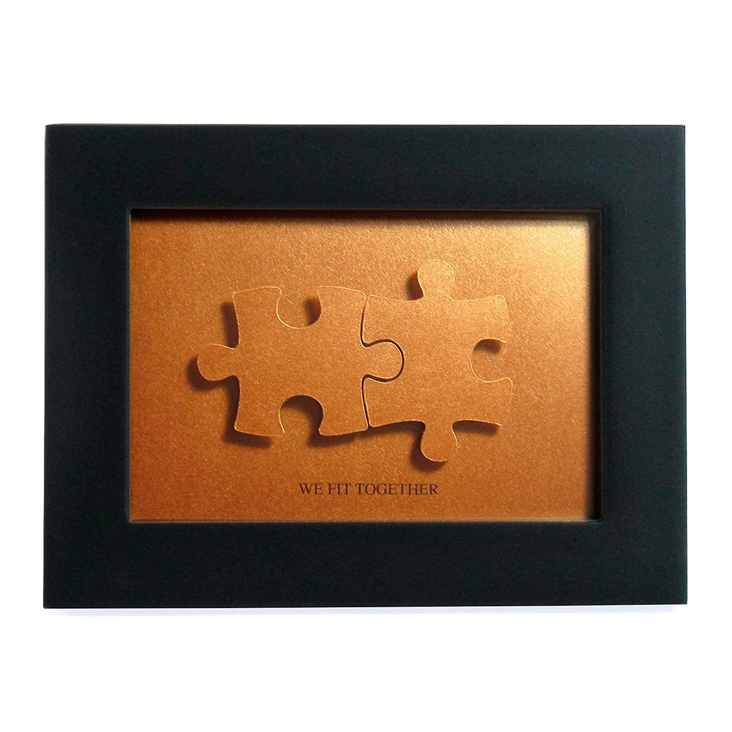 Animer and price revision We fit together Puzzle Paper Cut Art Creative for Gift Spasm price 8th the -