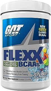 GAT Sport Flexx BCAAs, Jelly Bean, 30 Servings