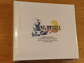 Square Enix Music Final Fantasy X Original Soundtrack