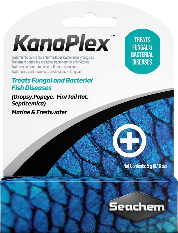 Seachem KanaPlex Fungal Bacterial SALTWATER Disease Popular standard FRES Fish Very popular